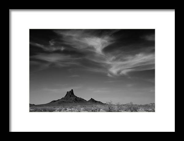 Picacho Peak by Jesse Castellano