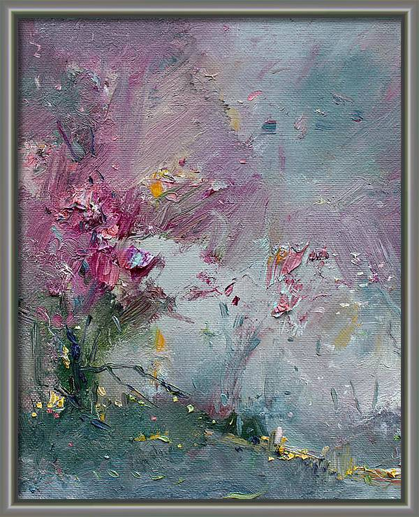 Pink Spring by Ylli Haruni