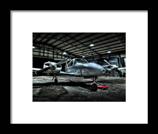 Piper Framed Print featuring the photograph Piper 1 by Petra Kontusic