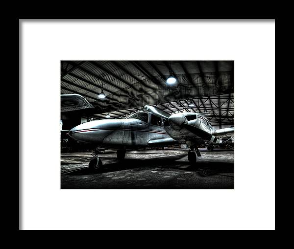 Piper Framed Print featuring the photograph Piper 2 by Petra Kontusic