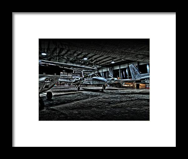 Piper Framed Print featuring the photograph Piper 3 by Petra Kontusic