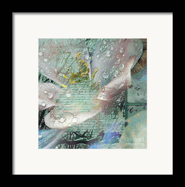 Framed Print featuring the mixed media Pop V by Yanni Theodorou