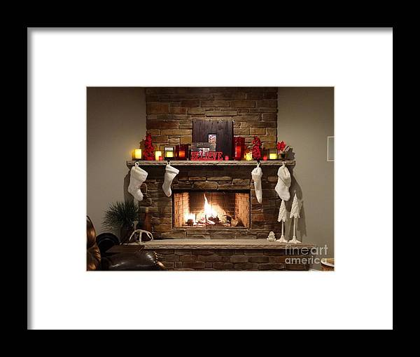 Framed Print featuring the photograph Postcard Perfect by Linda Xydas