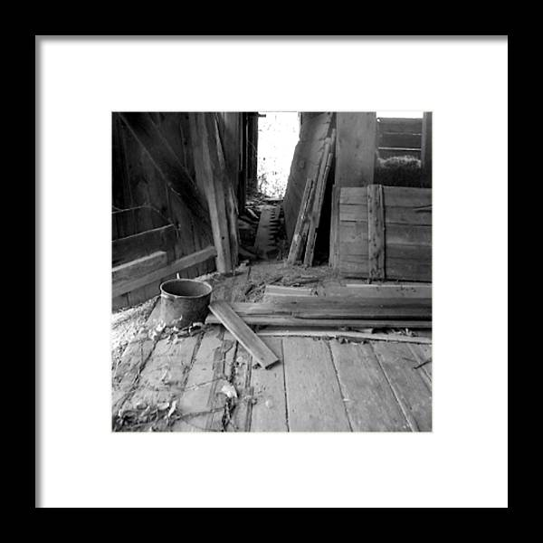 Pot Framed Print featuring the photograph Pot by Jean Macaluso