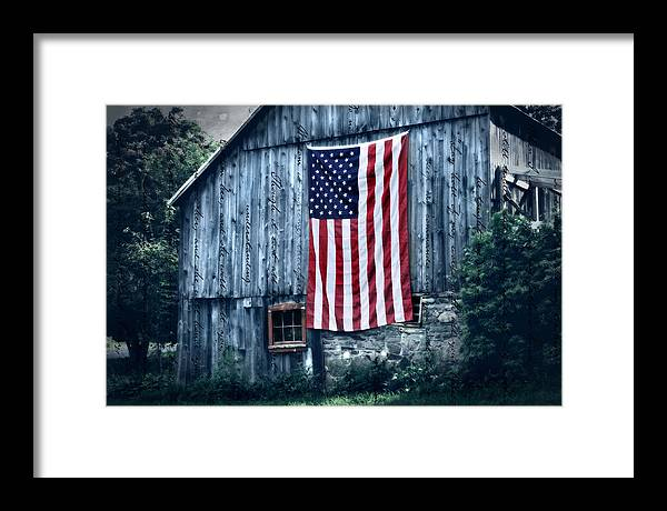 Old Framed Print featuring the photograph Pride by T-S Photo Art