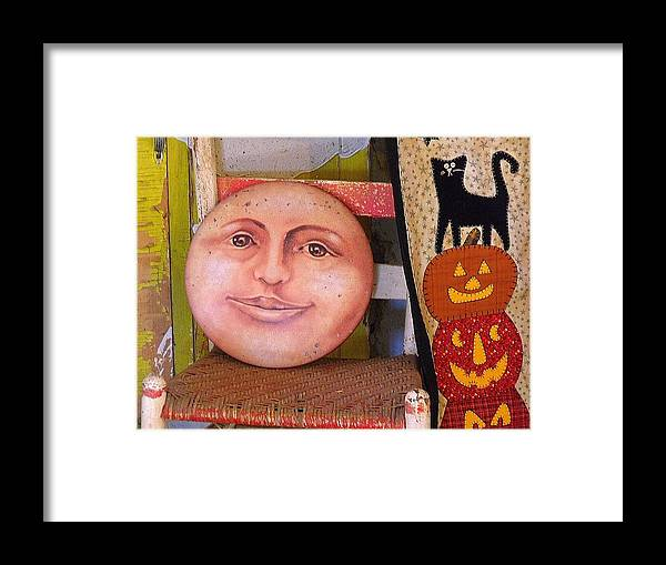 Fall Framed Print featuring the photograph Pumpkin Patch 3 by Dave Dresser