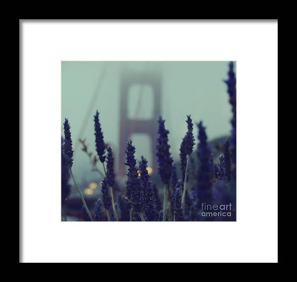 San Francisco Framed Print featuring the photograph Purple Haze Daze by Jennifer Ramirez