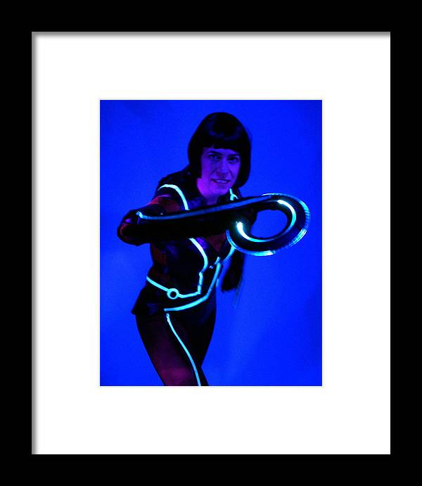 Quorra Framed Print featuring the photograph Quorra by Don McCunn