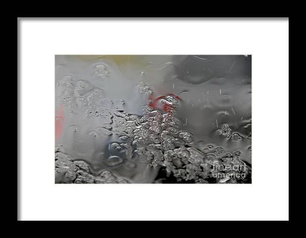 Rain Framed Print featuring the photograph Rain by Jim Hennessey