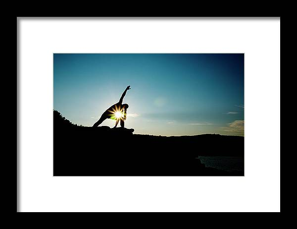 Funky Framed Print featuring the photograph Reach For The Sky by Subman