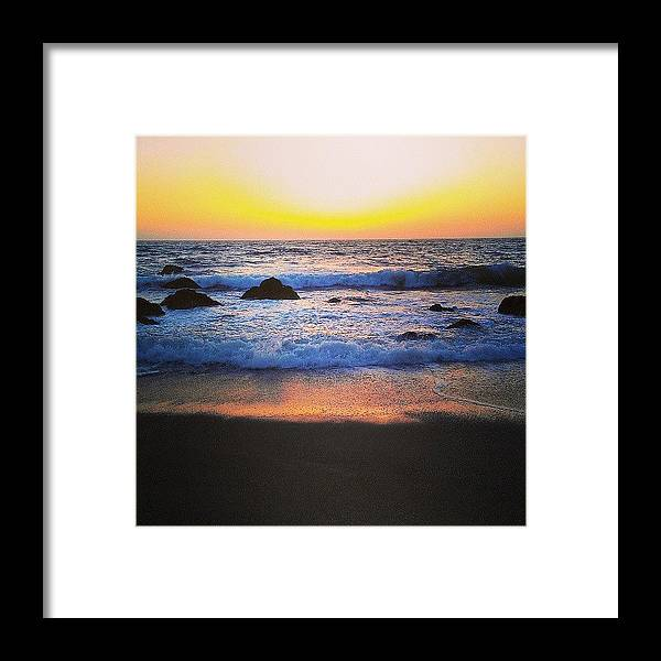 Beautiful Framed Print featuring the photograph Reflection by CML Brown