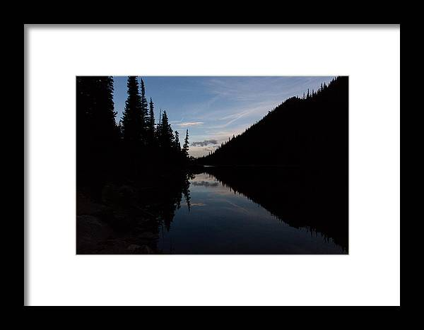 2012 Framed Print featuring the photograph Reflection Of Dreams by Josh Baker