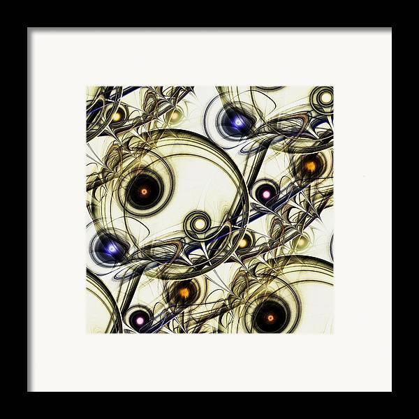 Malakhova Framed Print featuring the digital art Rejuvenation by Anastasiya Malakhova