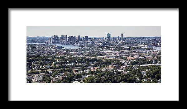 America Framed Print featuring the photograph Revere, Massachusetts Ma by Dave Cleaveland