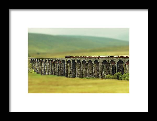 Arch Framed Print featuring the photograph Ribblehead by Jon Parkes Photography