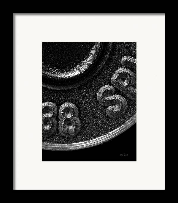 Bullet Framed Print featuring the photograph Rim And Primer 38 Special by Bob Orsillo
