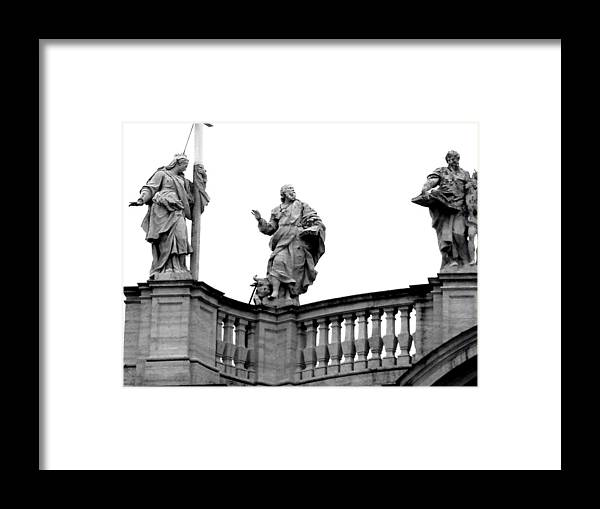 Rome Framed Print featuring the photograph Rome Four by Marcello Cicchini