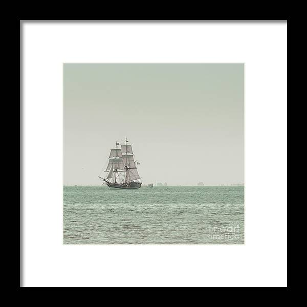 Art Framed Print featuring the photograph Sail Ship 1 by Lucid Mood