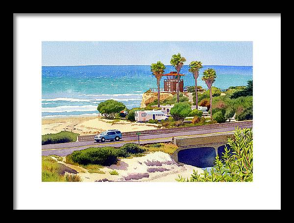 San Elijo Campground Cardiff by Mary Helmreich