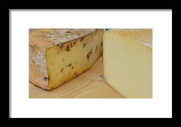 Delicatessen Framed Print featuring the photograph Say Cheese by Felicia Tica