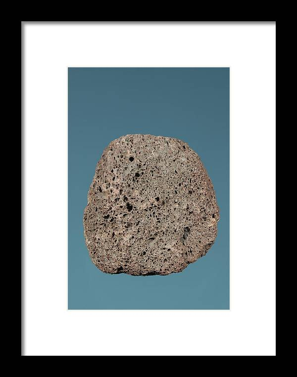 Scoria Is A Dark Colored Volcanic Igneous Rock Of Basaltic