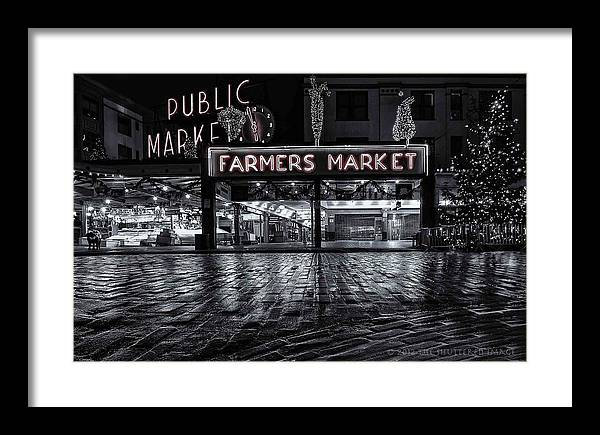 Seattle Public Market by The Shuttered Image