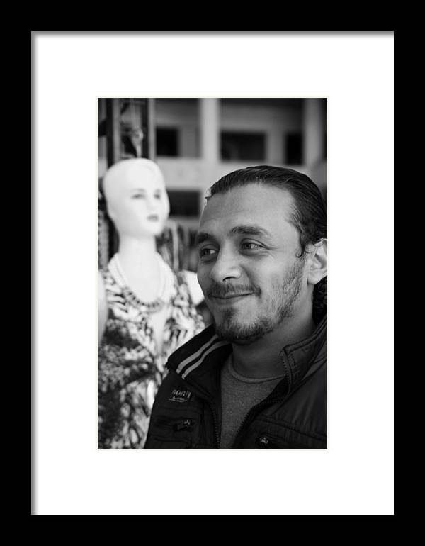 Jezcself Framed Print featuring the photograph See You Next Week by Jez C Self