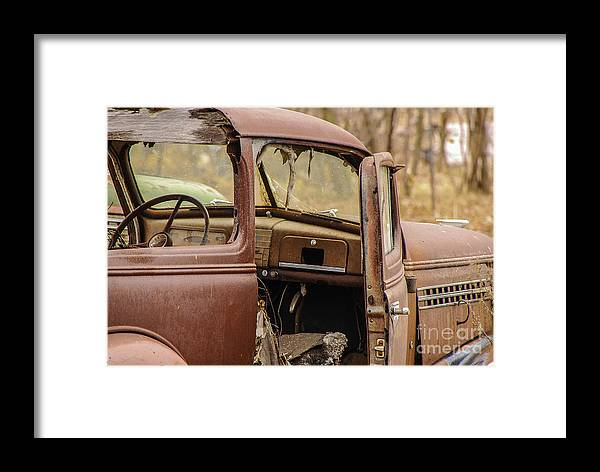 Still Life Framed Print featuring the photograph Seen Better Days by Mary Carol Story