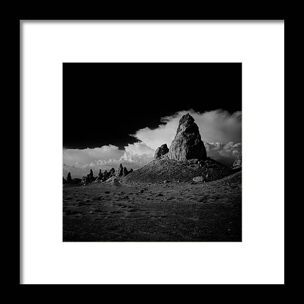 Landscape Framed Print featuring the photograph September Sundown Vii by Roland Peachie