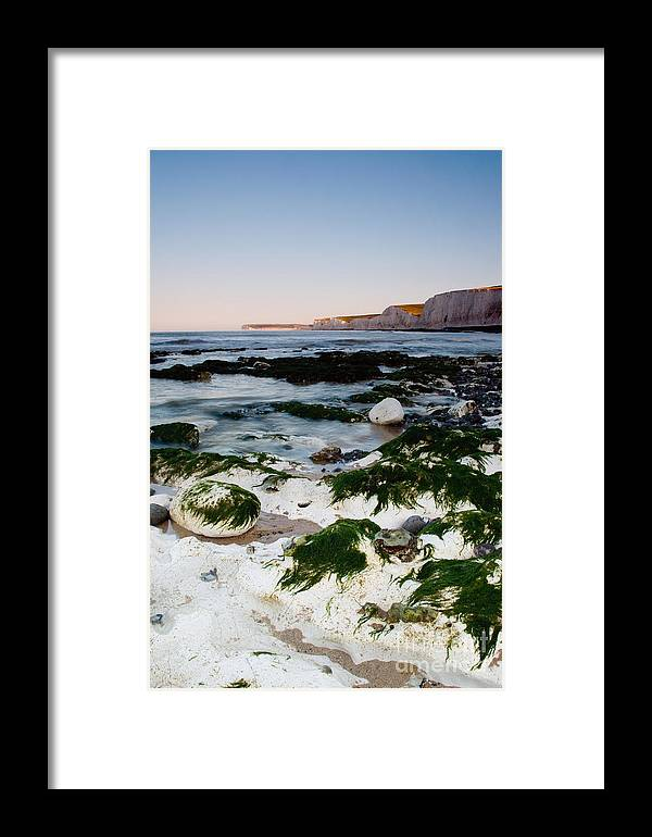 Seven Sisters Framed Print featuring the photograph Seven Sisters by Adam Beaney