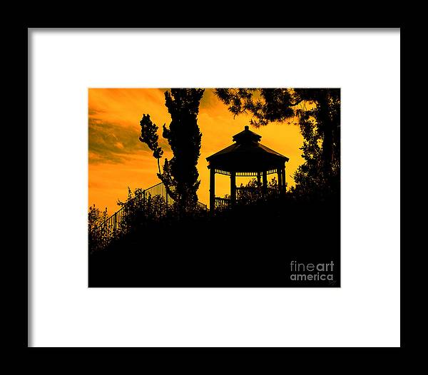 Nature Framed Print featuring the photograph Shadowlands 6 by Peter Awax