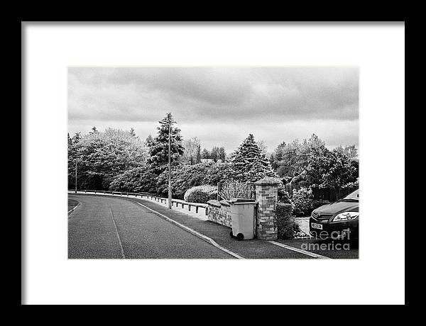 Sherwood Crescent Lockerbie Scotland Uk Site Of The Crash Of Pan Am