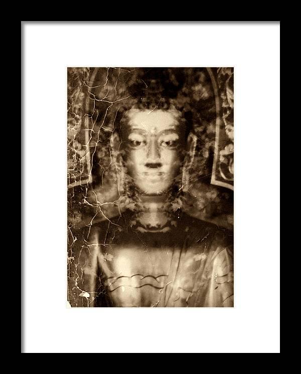 Buddha Framed Print featuring the photograph Siddhartha Gautama by Ramon Fernandez