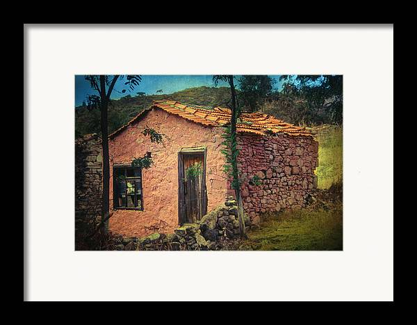 Village Framed Print featuring the photograph Sighed by Taylan Apukovska