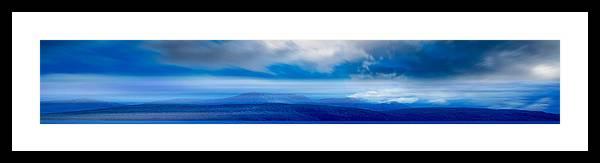 Sky Framed Print featuring the photograph Sky 010 by Agustin Uzarraga