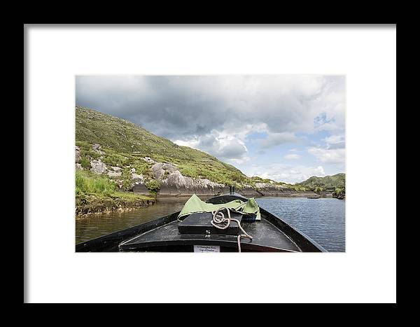 Framed Print featuring the photograph Sliding Thru The Gap by Maggie Magee Molino