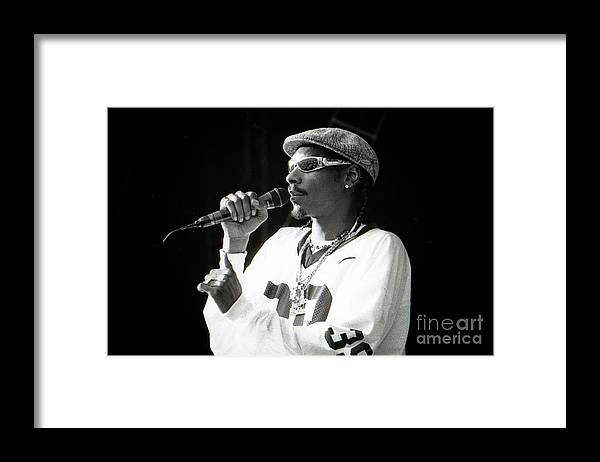 Snoop Framed Print featuring the photograph Snoop-gp18 by Timothy Bischoff
