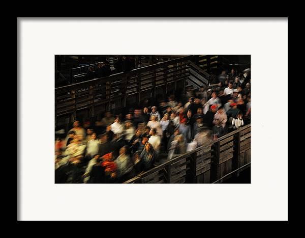 Pier 39 Framed Print featuring the photograph Social Currents by Scott Lenhart
