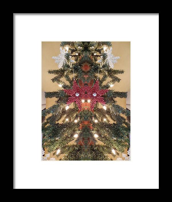 Christmas Framed Print featuring the photograph Something Completely Different by Nick Kirby