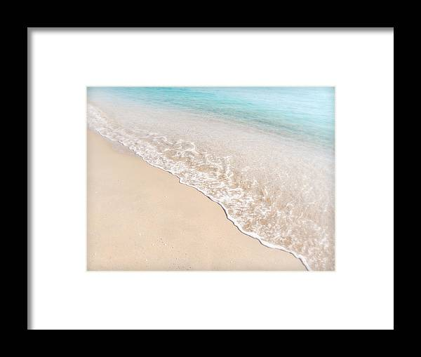 Soothing Framed Print featuring the photograph Soothing by Julie Palencia