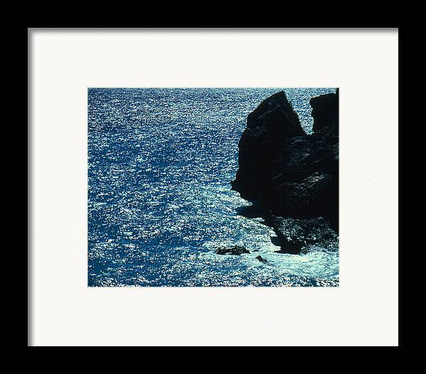 Framed Print featuring the photograph Sparkles by Ben Kotyuk