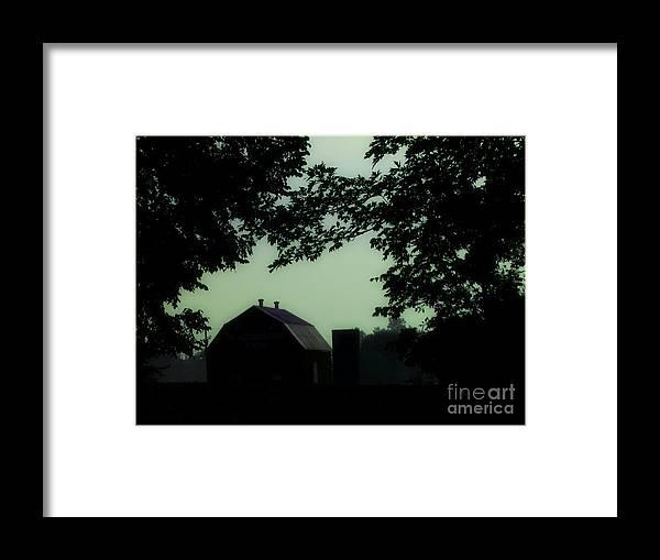 Framed Print featuring the photograph Spo361a by Scott B Bennett