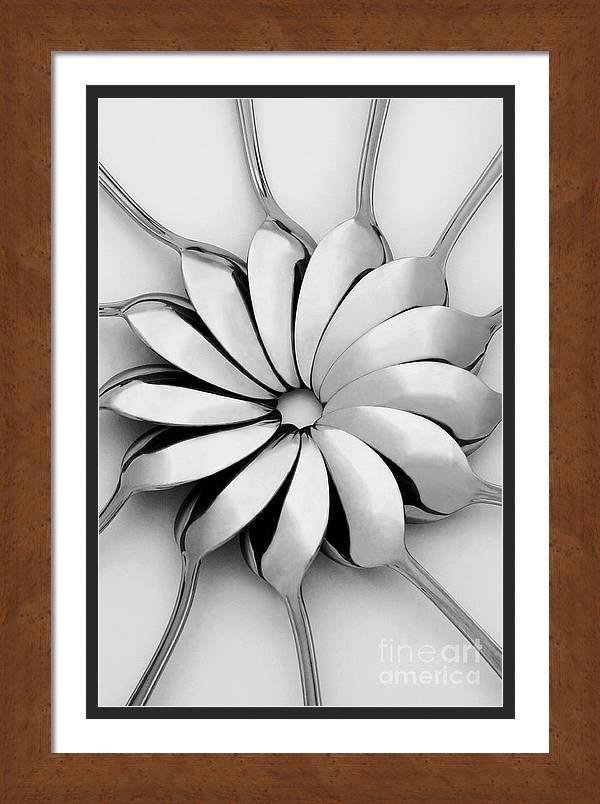 Spoons I by Natalie Kinnear