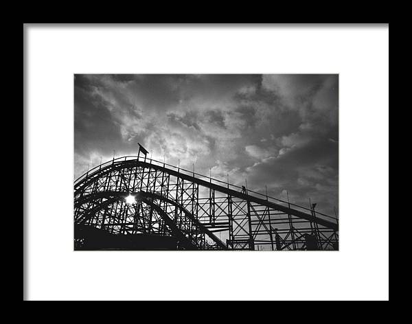 Scenics Framed Print featuring the photograph Spring Cleaning by Steven Huszar