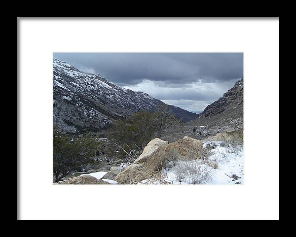 Spring Framed Print featuring the photograph Spring Storm by Mike and Sharon Mathews