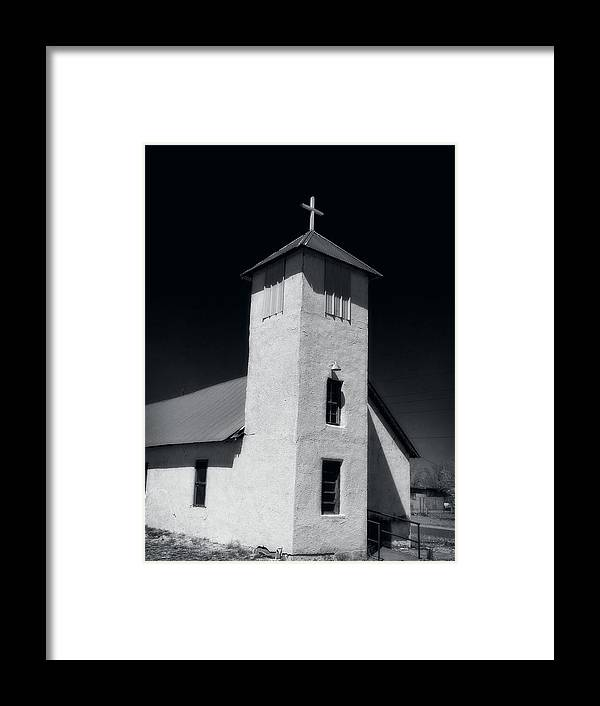 Church Framed Print featuring the photograph St. Anthony's Church by Christena Stephens