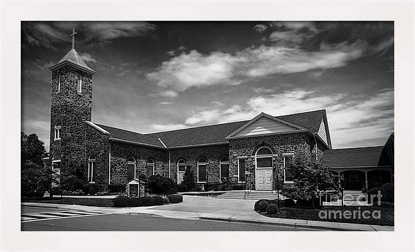 St. Mary of the Mills Laurel Maryland by Phil Cardamone