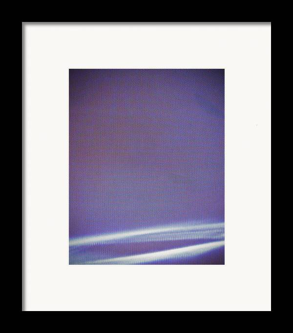 Stellar Framed Print featuring the photograph Stellar Ribbon by Eric Canuel