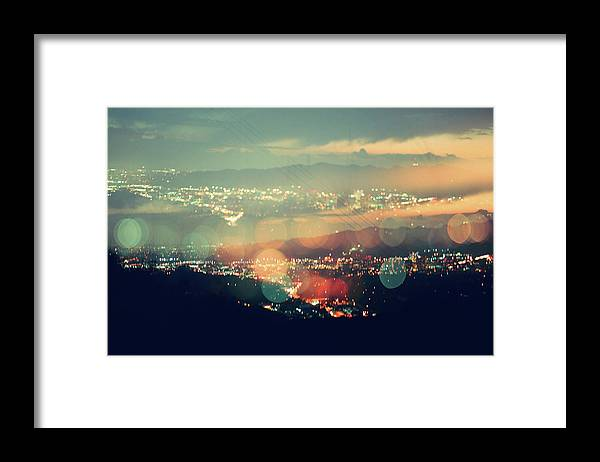 Scenics Framed Print featuring the photograph Still Flyin by By Jimmay Bones