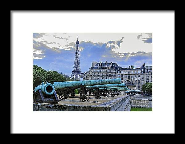 Travel Framed Print featuring the photograph Still Protectting by Elvis Vaughn